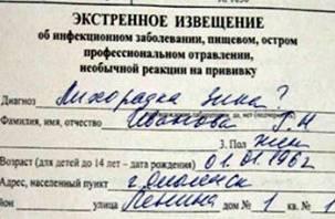 В Смоленске репетируют лечение вируса Зика