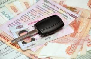Верховный суд вернул права похмельному водителю из Смоленска