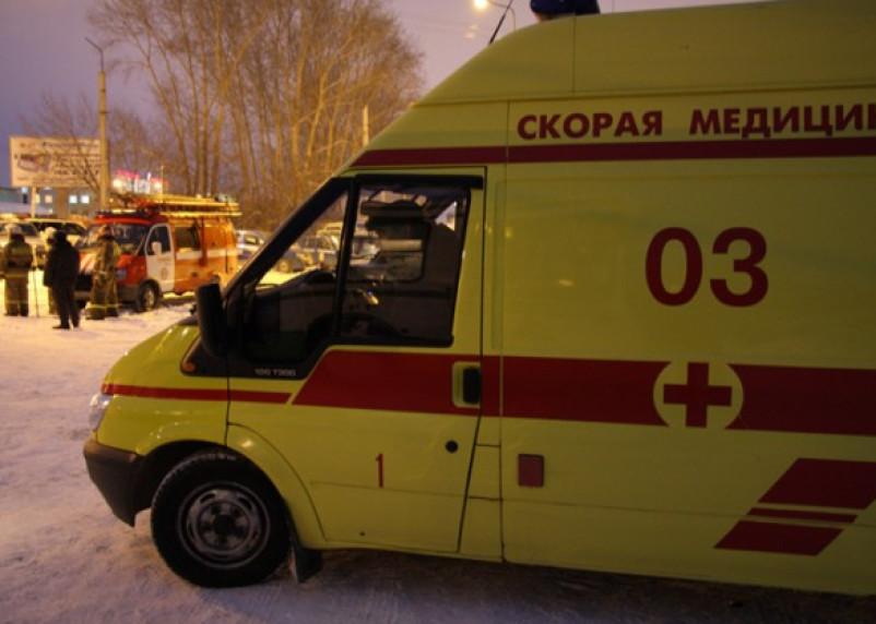В Рославле в крупном ДТП погибли два человека