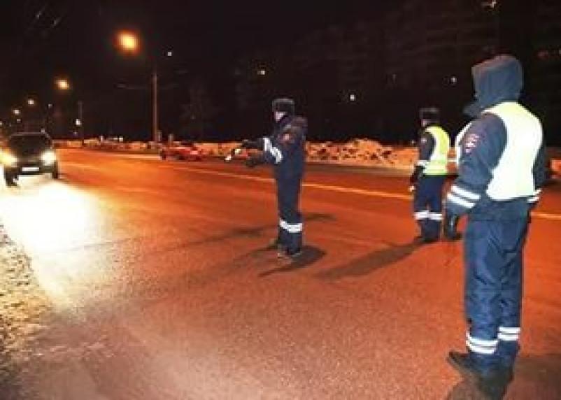 Смоленские дороги блокируют полицейские