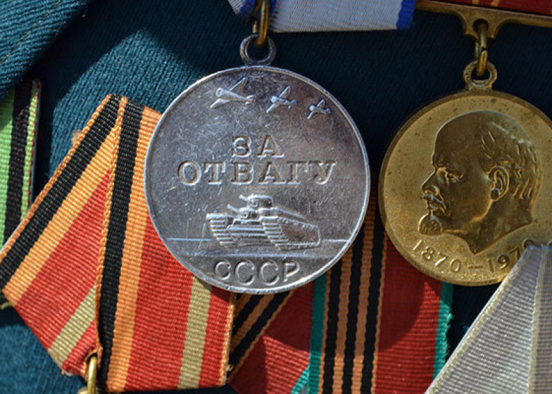 В Смоленске задержан похититель медалей Великой Отечественной войны