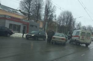 В Смоленске произошло очередное ДТП с участием «скорой помощи»
