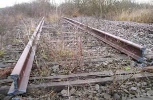 Житель Рославля подговорил подростка украсть рельсы