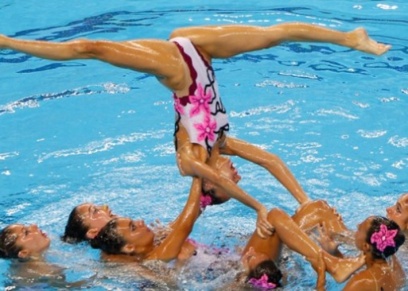 В Смоленске появится школа синхронного плавания