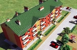 В Смоленском районе построят жилые поселки