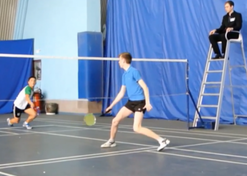 Школьники из Вязьмы лучше всех в России играют в бадминтон