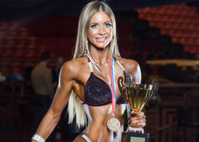 Смолянка оказалась в числе победителей Кубка ЦФО по бодибилдингу, фитнесу и бодифитнесу