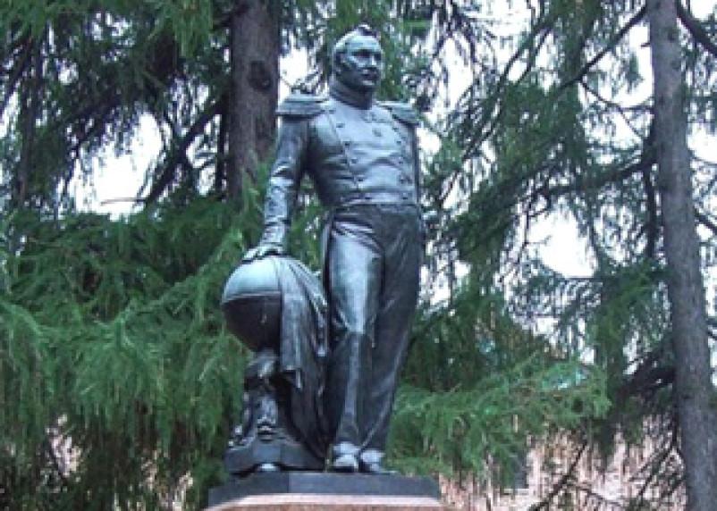 В Смоленске сделали памятник для Уругвая