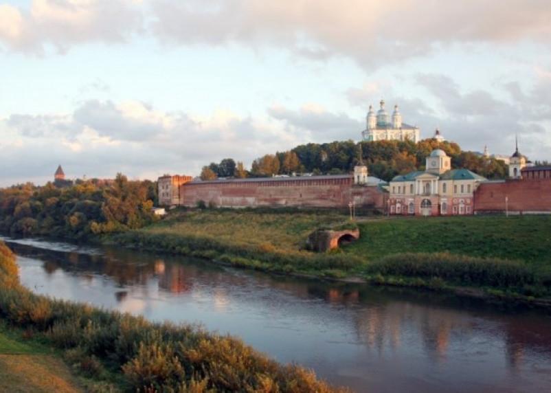 Смоленск вошел в число городов, любимых туристами