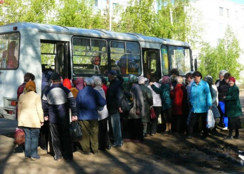 В Смоленске автобусы переходят на летний график движения