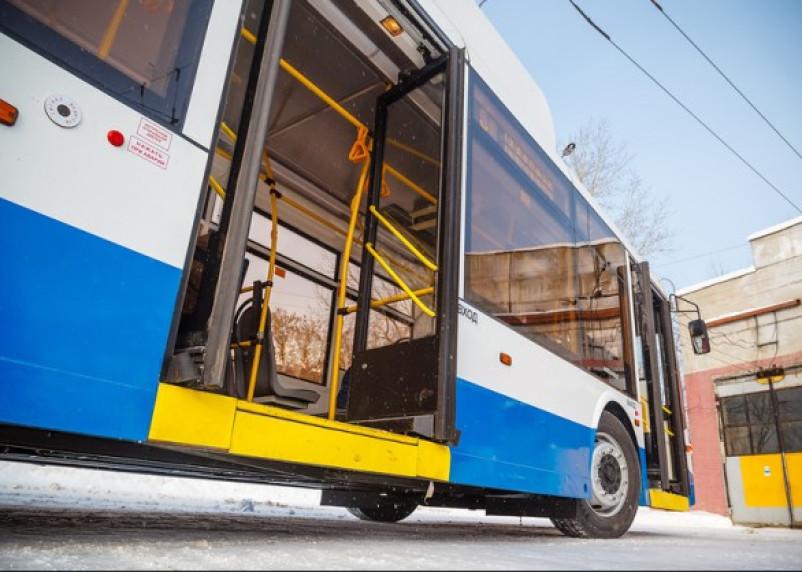 В Смоленске планируют обновить парк троллейбусов