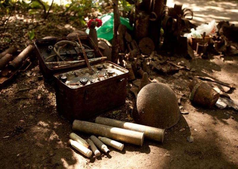 В Кардымовском районе нашли останки бойцов из Саратовской области