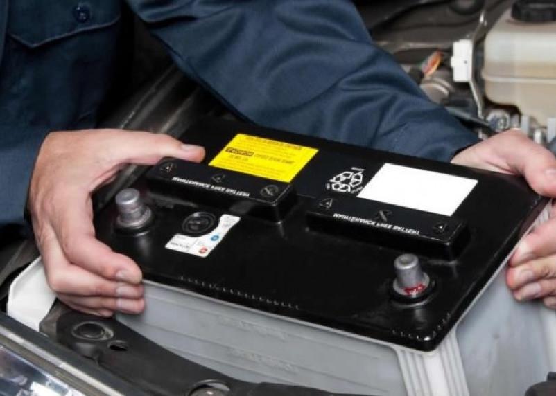 В Смоленске поймали похитителей аккумуляторов