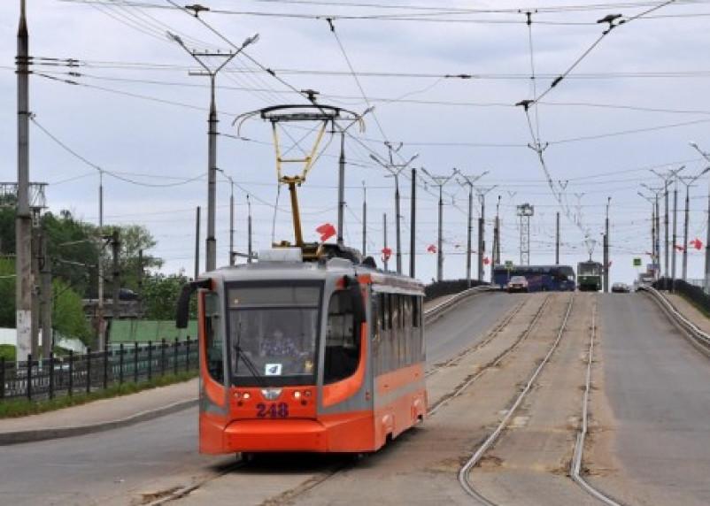 Трамвайные пути к железнодорожному вокзалу убирать не будут