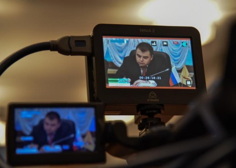 Законопроект о новостных агрегаторах принят в первом чтении