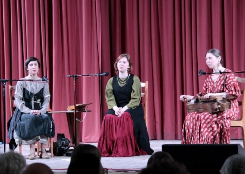 В Смоленске состоялся благотворительный концерт ансамбля «Сирин»