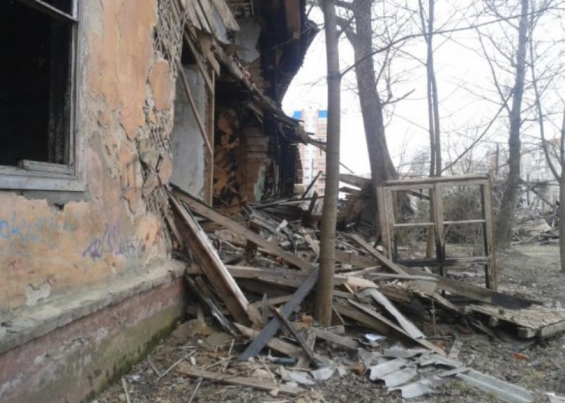 На улице Шевченко в Смоленске снесут бараки