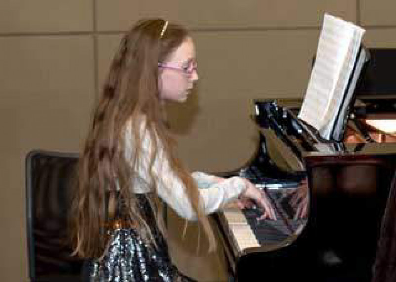 Смоленская юная пианистка прошла обучение в президентском образовательном центре
