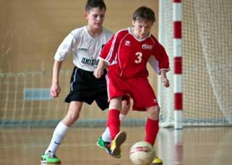 Смоленская команда школьников — в числе победителей всероссийских соревнований по мини-футболу