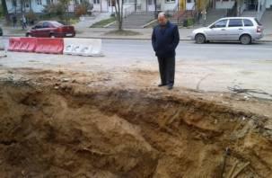 Смоленская область вошла в пятерку регионов-лидеров по числу аварий на теплосетях