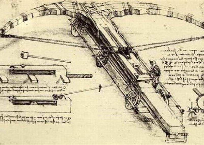 Смолянам покажут изобретения Леонардо да Винчи