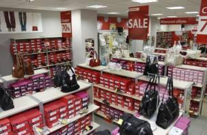 Крупный обувной магазин в Смоленске может закрыться