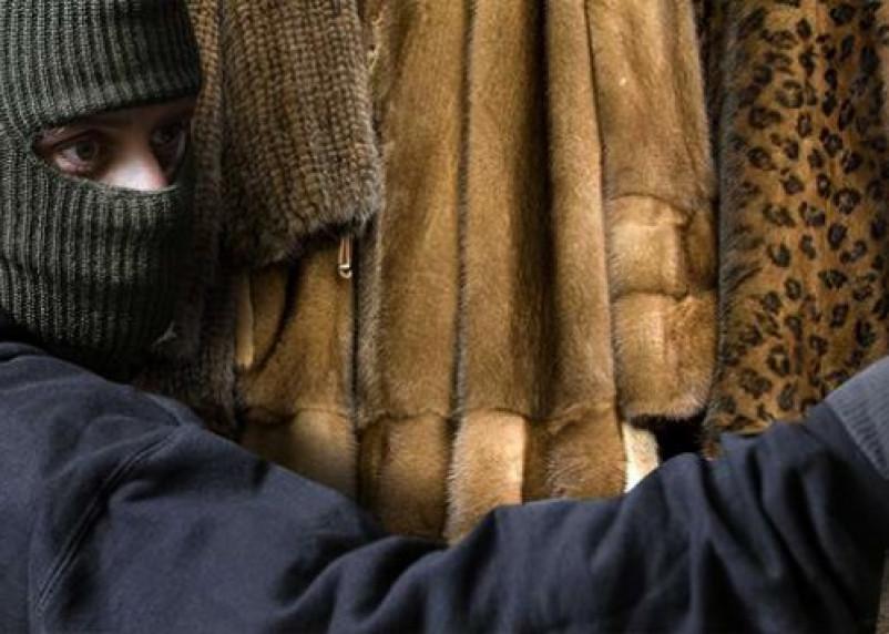 В Смоленске задержали похитителя шубы