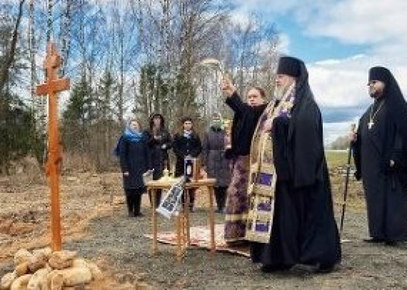 На границе Смоленской области установят часовню