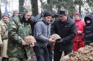 В Смоленске ищут место массового захоронения азербайджанцев