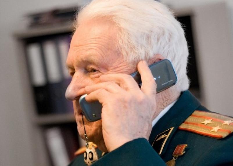 В честь Дня Победы ветераны смогут бесплатно позвонить и отправить телеграмму