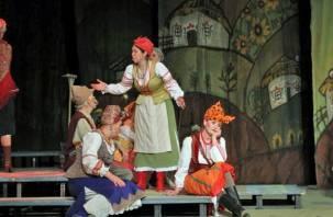 В Смоленске открылся фестиваль «Смоленский ковчег»