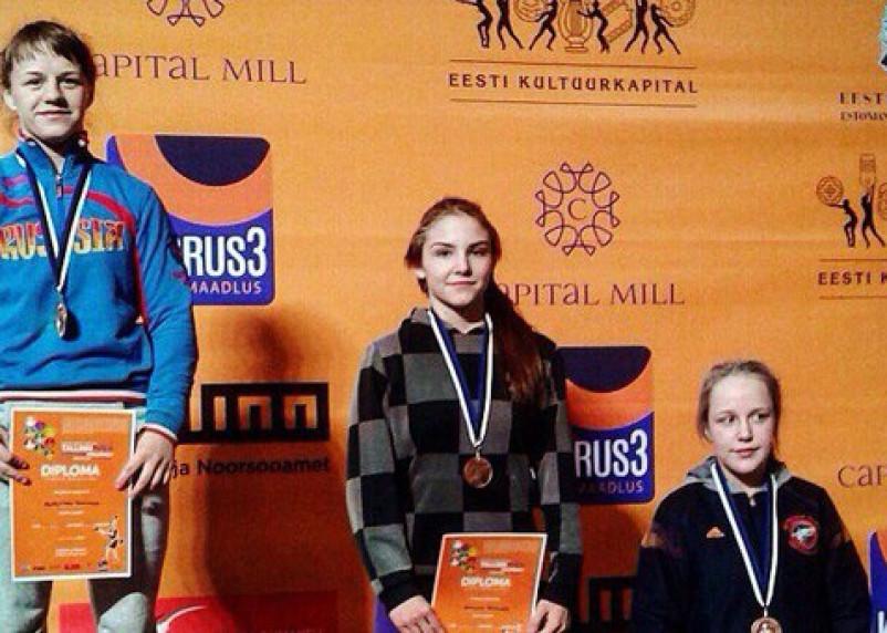 Смоленская вольница победила в борцовском турнире Tallin Open 2016