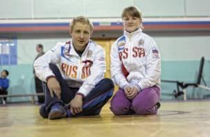 Студентка Смоленского училища олимпийского резерва рассказала о своих борцовских достижениях