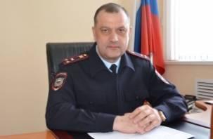 Назначен «временный» начальник УМВД по Смоленской области