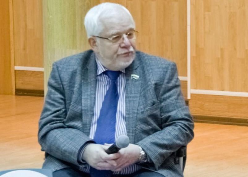 Глава Десногорска попросился в отставку