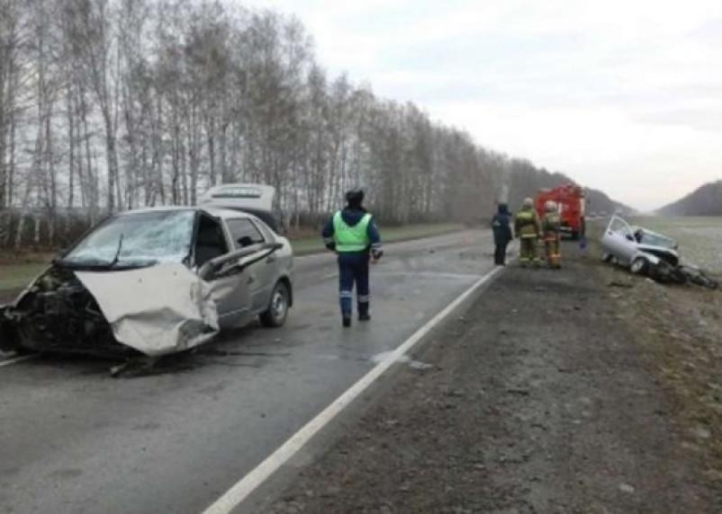В Смоленской области в ДТП погиб человек