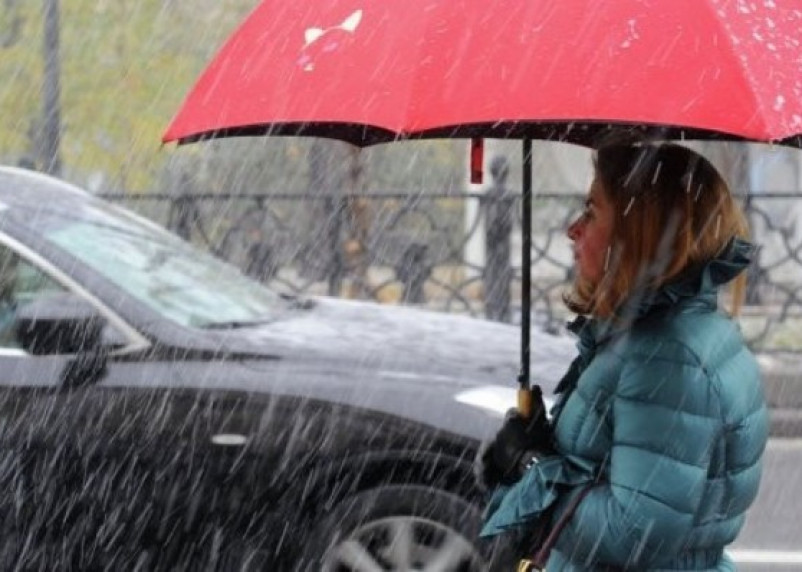 Завтра в Смоленске возможен снег