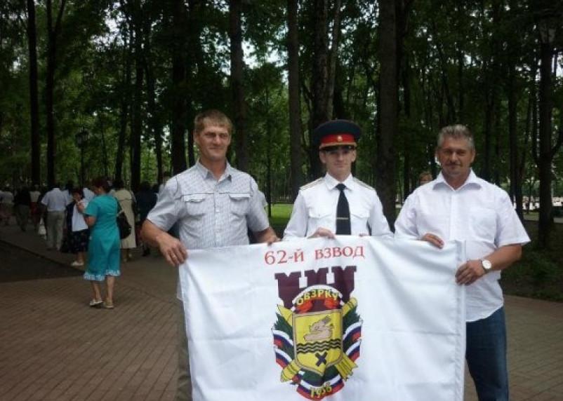 Семья из Франции отдала личные боевые награды вдове Александра Прохоренко