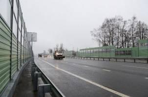 Трассу между Брянском и Смоленском отремонтируют