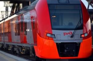 Дневных поездов между Смоленском и Москвой станет больше