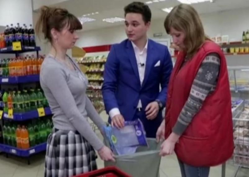 Телеканал «Пятница» опубликовал видеозапись программы «Магаззино» из Смоленска