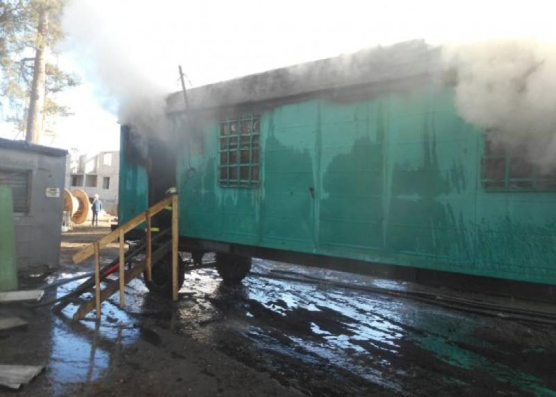 В Шумячском районе мужчина получил сильные ожоги