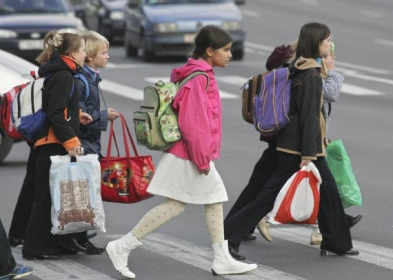 Смоленским детям опасно ходить в школу