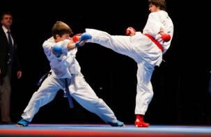 В Смоленске пройдет открытый чемпионат по карате