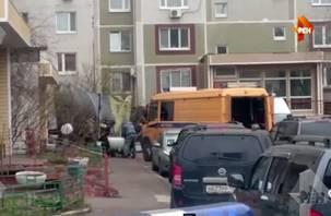 В Москве нашли тайник преступников, торговавших взрывчаткой на Смоленщине