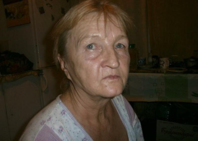 В Гагаринском районе пропала женщина