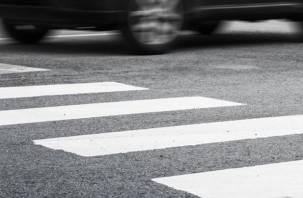 В Смоленске и области два пешехода оказались под колесами автомобиля