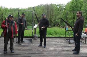 В Смоленской области проходит турнир по спортивно-охотничьей стрельбе