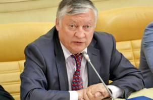 Анатолий Карпов отмечает юбилей
