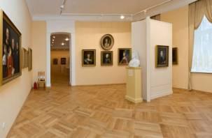 В Художественной галерее оживут картины